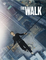 [OAB16]The Walk 3D Blu-ray - Lenticular