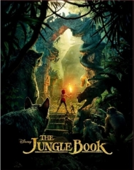 [BE36]The Jungle Book Blu-ray-Lenticular Edition