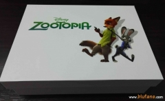 [BE35]Zootopia 3D Blu-ray One-Click Edition
