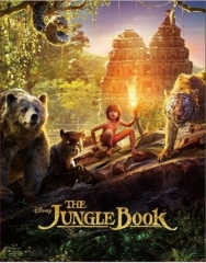 [BE36]The Jungle Book Blu-ray-FullSlip Edition