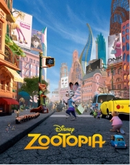 [BE35]Zootopia 3D Blu-ray-Double Lenticular Edition