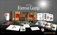 [OAB20]Forrest Gump Blu-ray Gift Set (BD+OST CD)