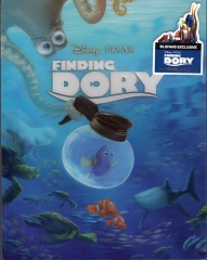 [BE38]Finding Dory 3D Blu-ray Double Lenticular Edition