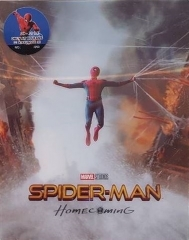 [OAB30]Spider-Man: Homecoming Blu-ray