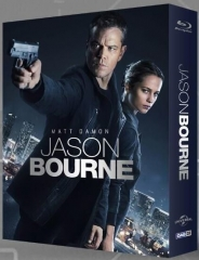 [OAB28]Jason Bourne Blu-ray